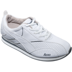Aero ComfitPro Champion Lawn Bowling Ladies Shoes White