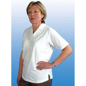 Emsmorn Ladies Pique Blouse