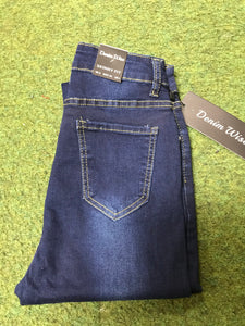 Denim Wise Ladies Skinny Fit Jeans