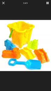 Bucket and Spade 7pc Set