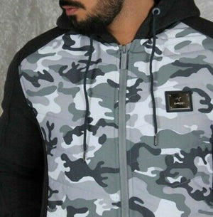 Rock Men's Camo Front DR91 Neo Camo Winter