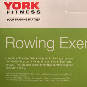 York Rowing Exerciser