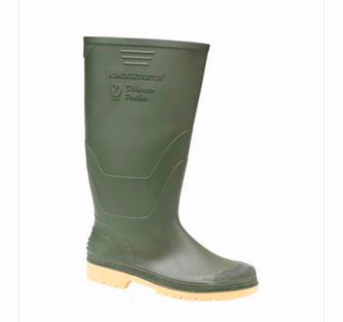 Wellington Boots High Quality PVC Administrator