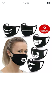Fashion Face Mask  FREE DELIVERY