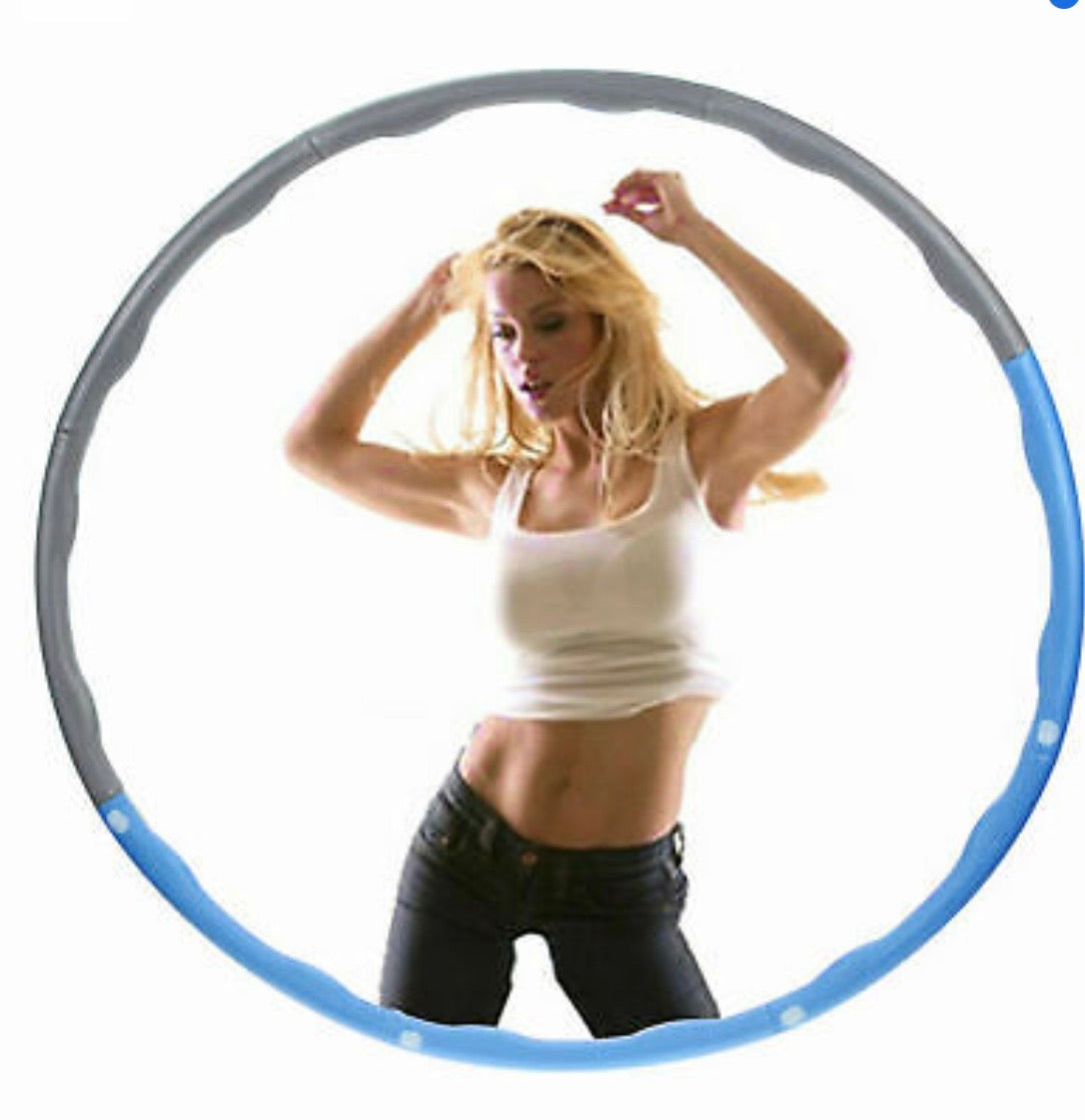 York Weighted Hula Hoop #Isolationessentails
