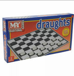 M.Y. Traditional Games Draughts