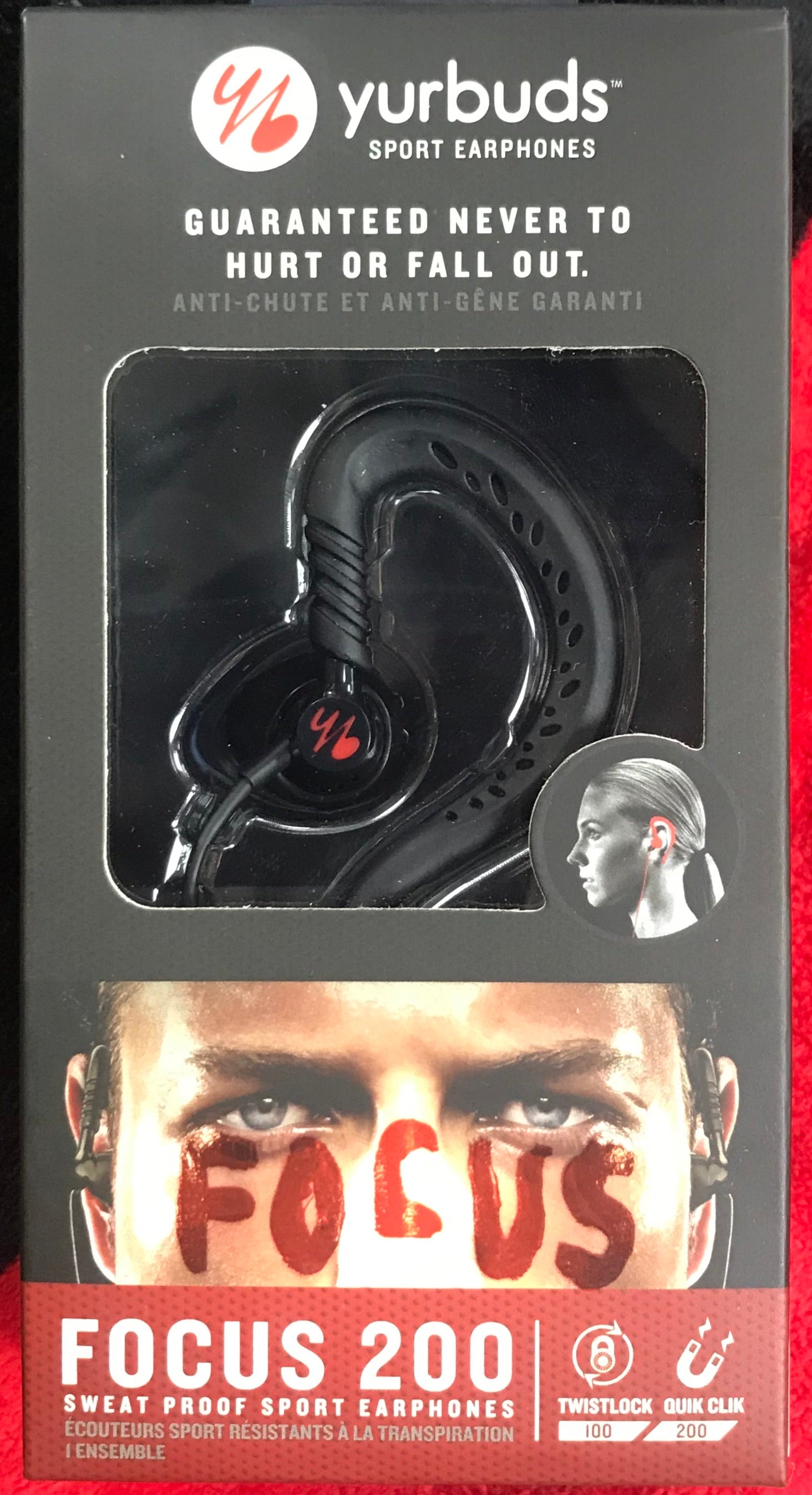 Yurbuds Sports Earphones