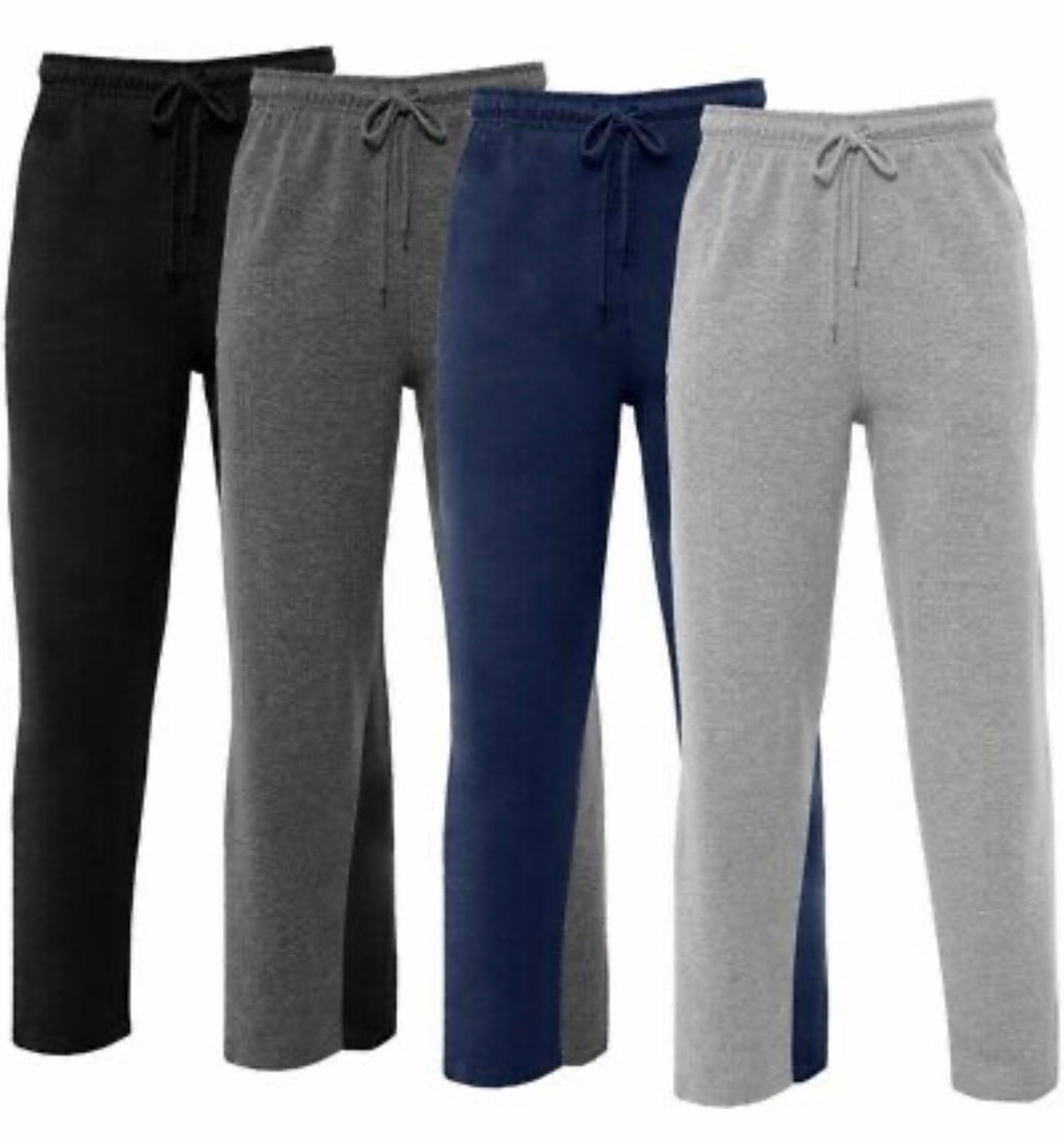 Charles Norton AYT Sports Elastic Waist Jogging Bottoms King Size