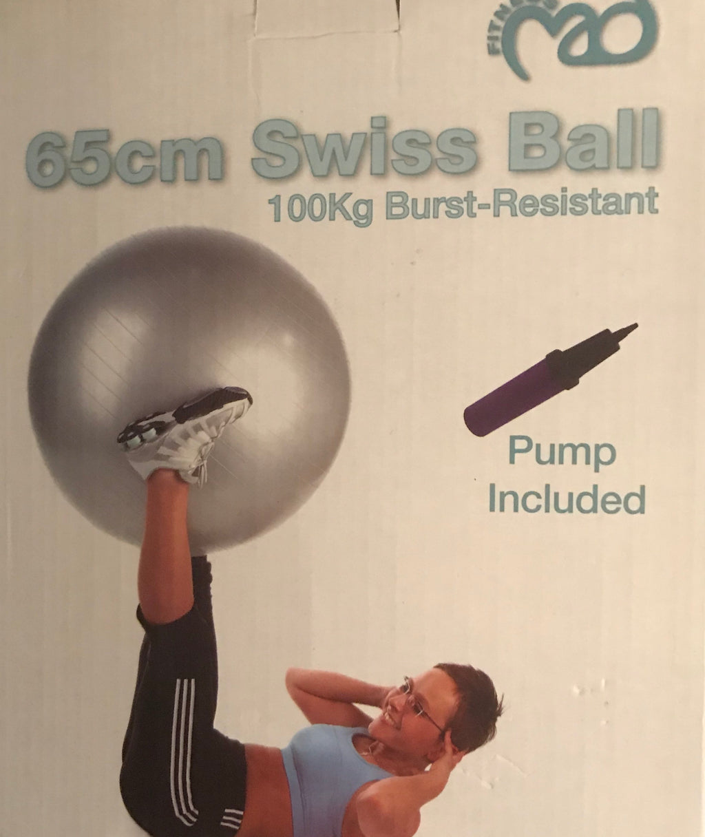 Fitness Mad 65cm Swiss Ball
