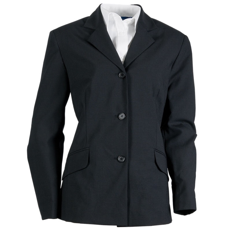 Ladies Picasso Club Wool Blazer in black