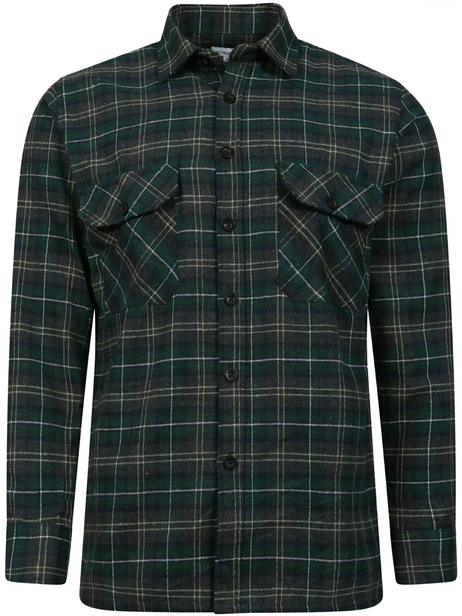 JBC Red Check Shirt