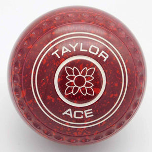 Taylors Ace Bowls - Maroon/Red