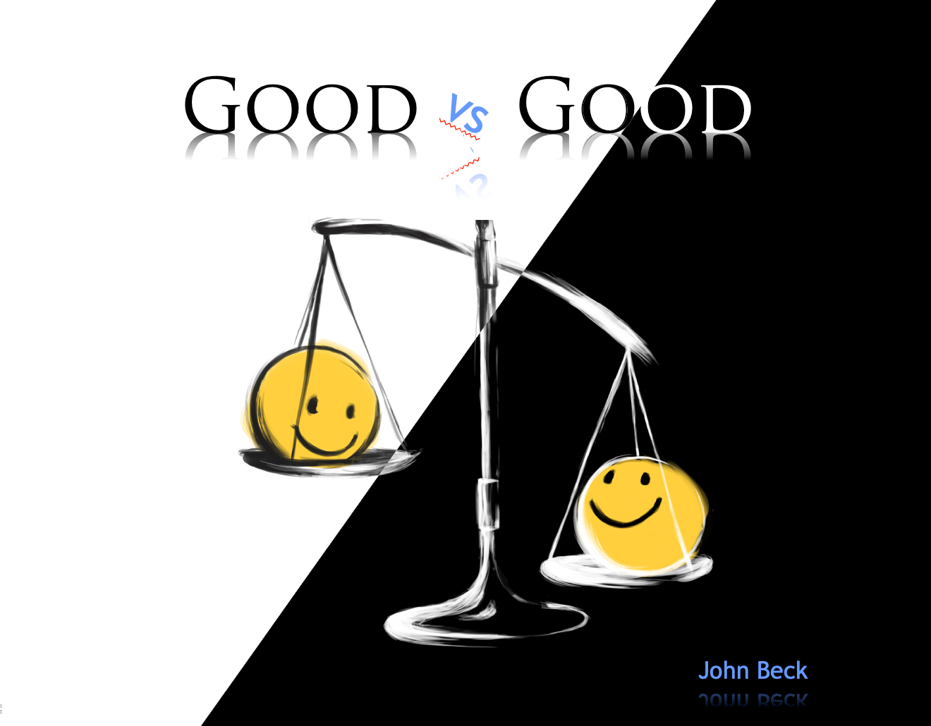 Really nice review of Good vs Good