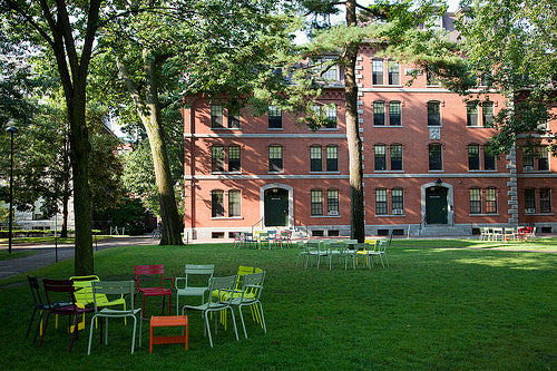 My advice about Harvard: to prospective students … and to other schools