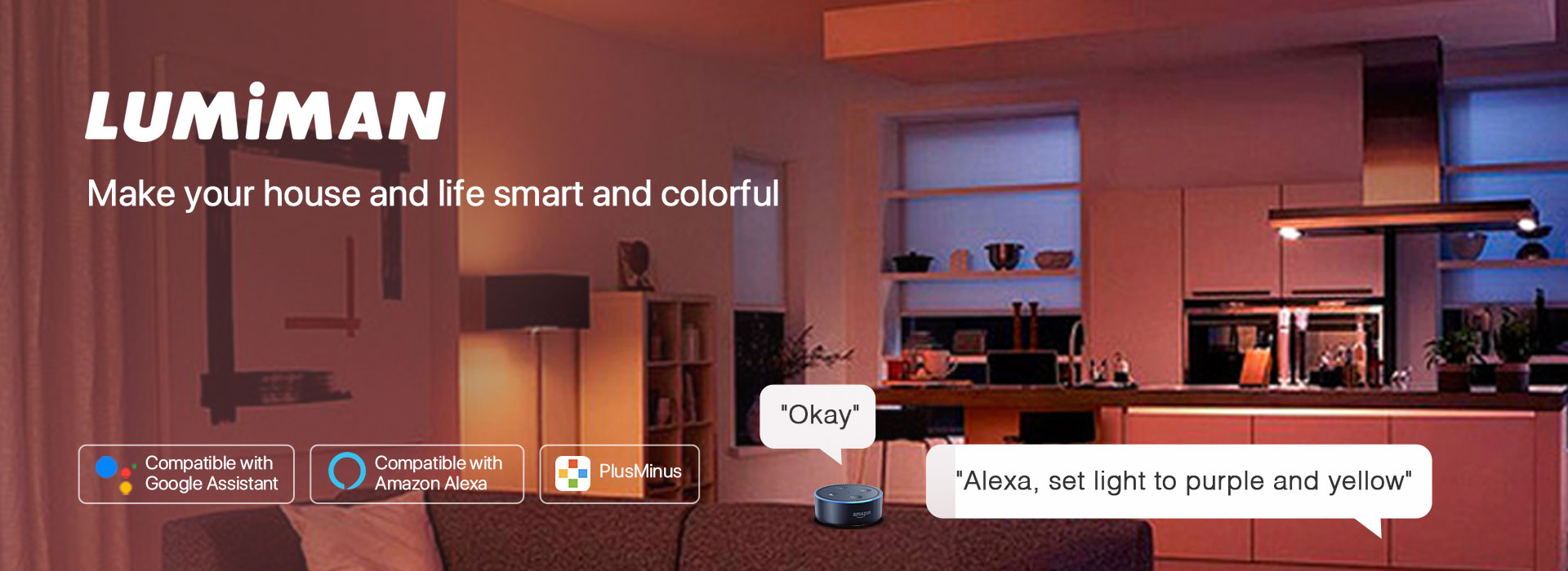voice control smart strip