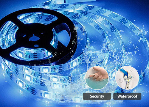 waterproof smart strip