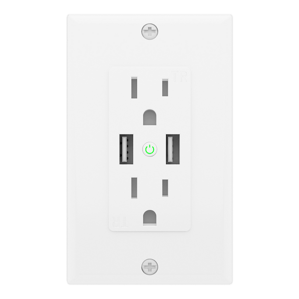 Smart Wall Outlet