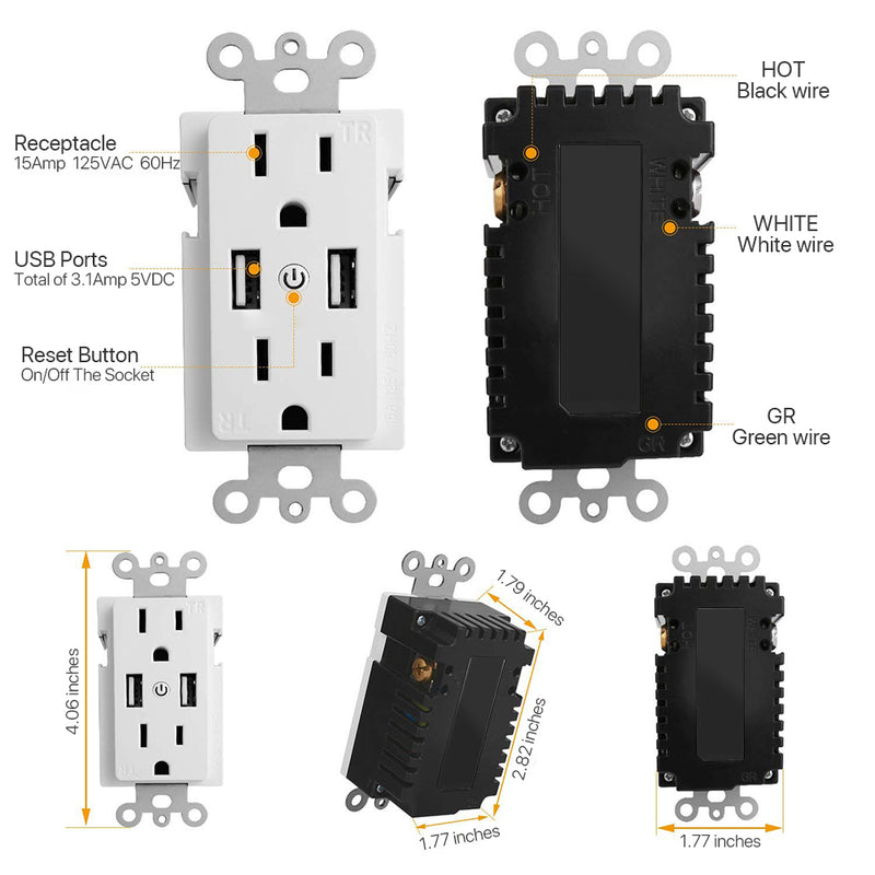 Smart Switch + Outlet