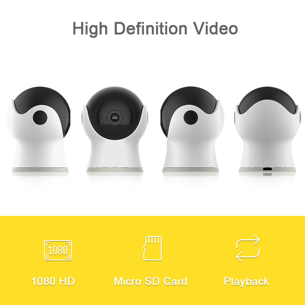 Mini 6 - Smart Security Camera