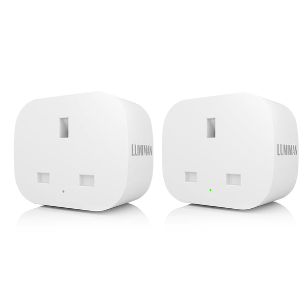 UK smart Mini Plug 2pack