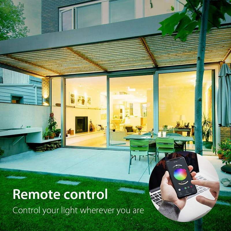 smart led strip light remote control