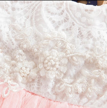 Load image into Gallery viewer, Tia & Sia | Beautiful lacy dress for baby girls