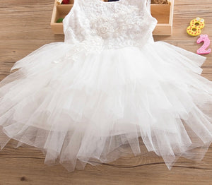 Tia & Sia | Ballerina dress for baby girls