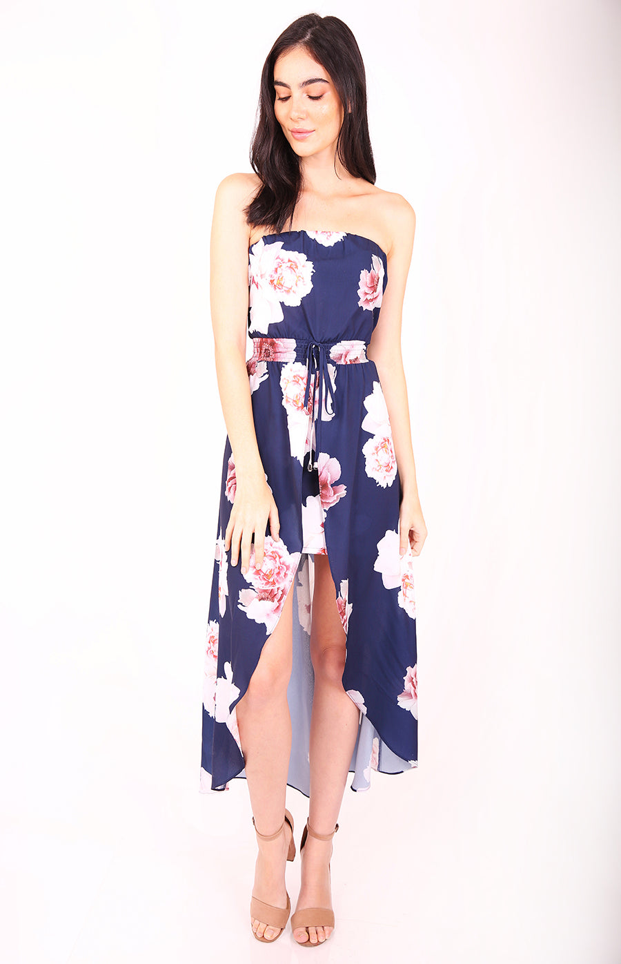 Tia & Sia | Ladies floral cocktail dress | Women's online fashion outlet