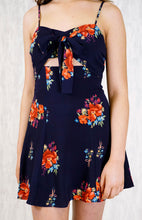 Load image into Gallery viewer, Tia & Sia | Floral design dresses for women | Summer dress