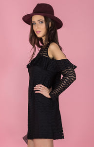 Tia & Sia | Women's online fashion | Black party dress