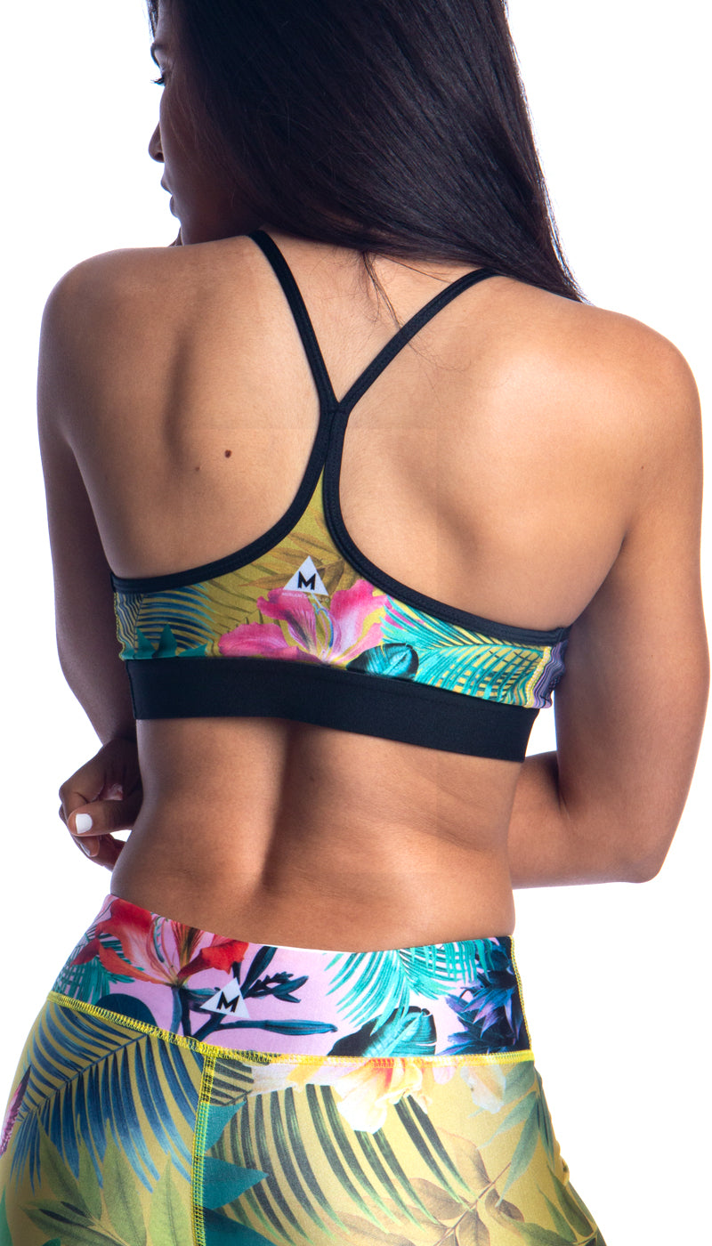 Island Dreams Sports bra
