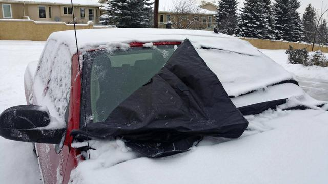 Last Day Promotion-60% OFF-Magnetic Full Protection Windshield Cover+Mirror Covers