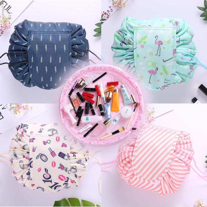 (Hot selling 10,00 items )Quick Makeup Bag