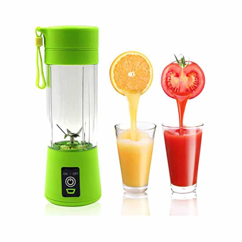 380ml Portable Juice cup & USB Rechargeable