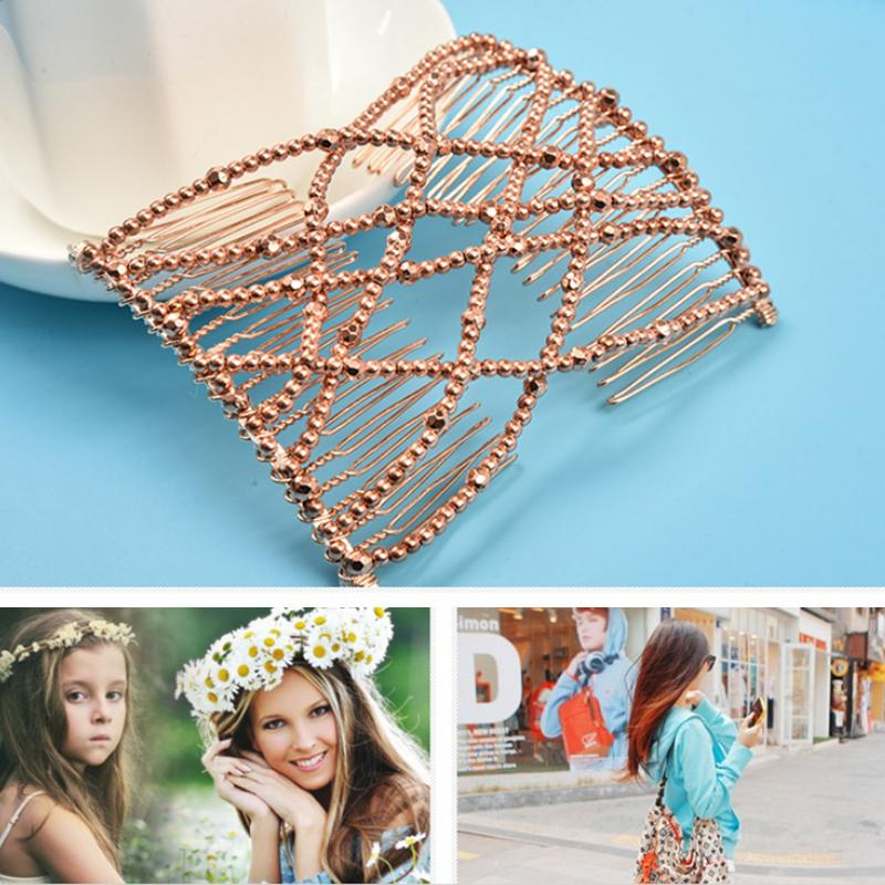 (Factory Outlet) MAGIC ELASTIC HAIR COMB