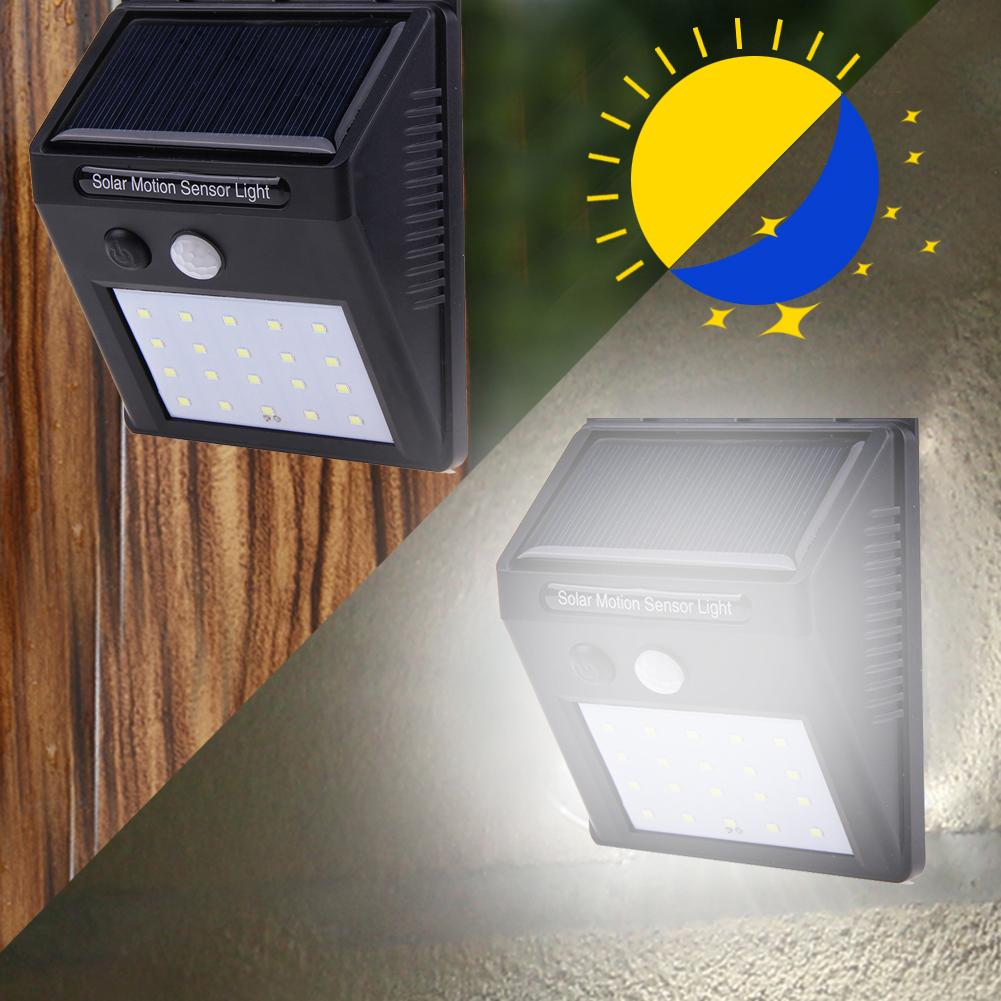 80% OFF!Waterproof Solar LED Wall Light with Motion Sensor-BUY MORE SAVE MORE