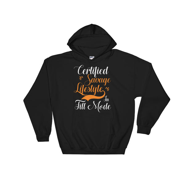 Certified Lifestyle Hoodie Sweatshirt Design - Certified227