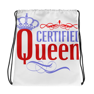 Certified Queen Drawstring Bag - Certified227