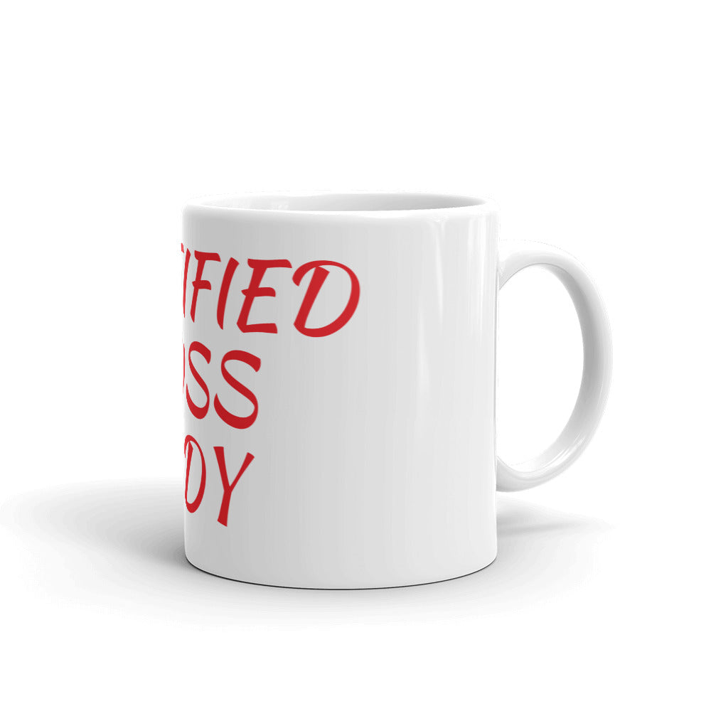 Certified Boss Lady Coffee Mug - Certified227