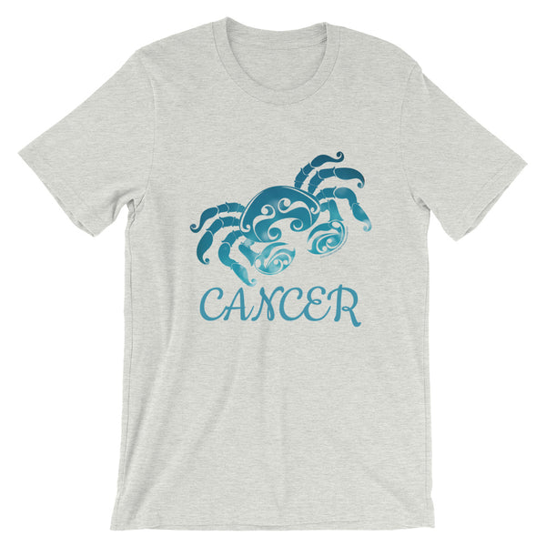 Cancer Short-Sleeve T-Shirt Design - Certified227