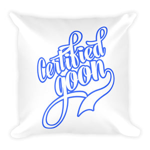Certified Goon Square Pillow Design - Certified227