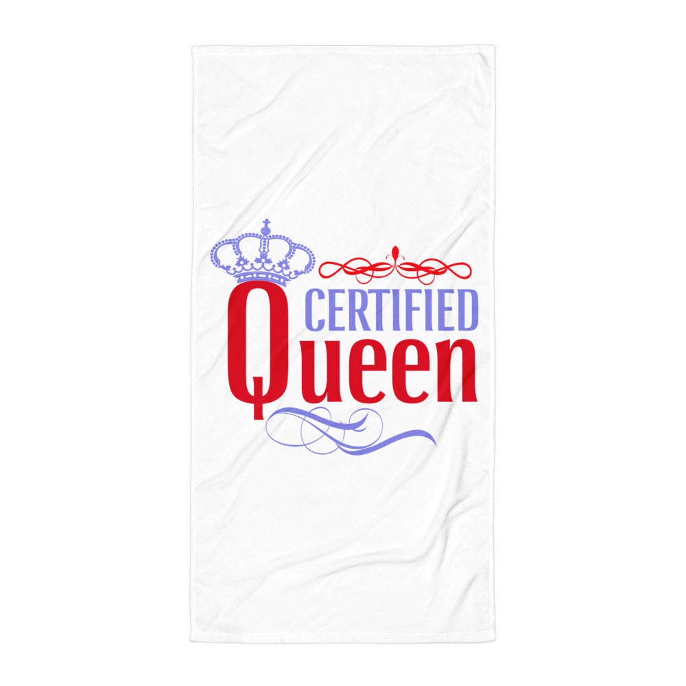 Certified Queen Beach Towel - Certified227