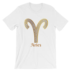 Aries Short-Sleeve T-Shirt - Certified227