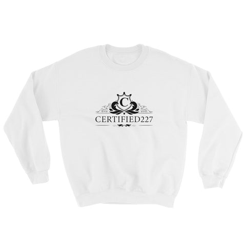Ladies Certified Sweatshirt Design - Certified227