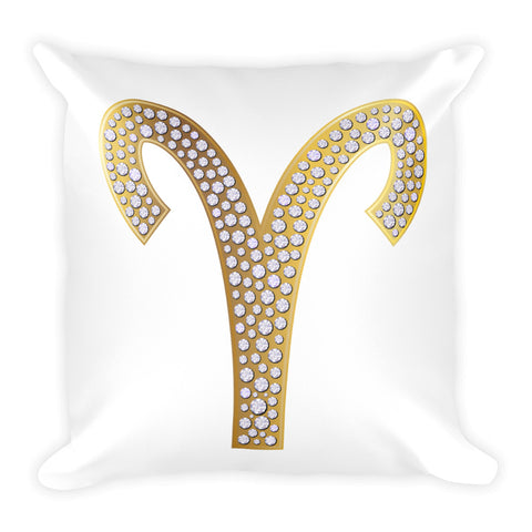 Aries Zodiac Pillow Design - Certified227