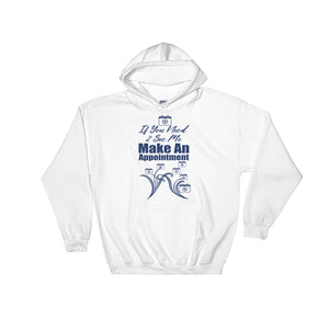 Appointment Hoodie Sweatshirt Design - Certified227