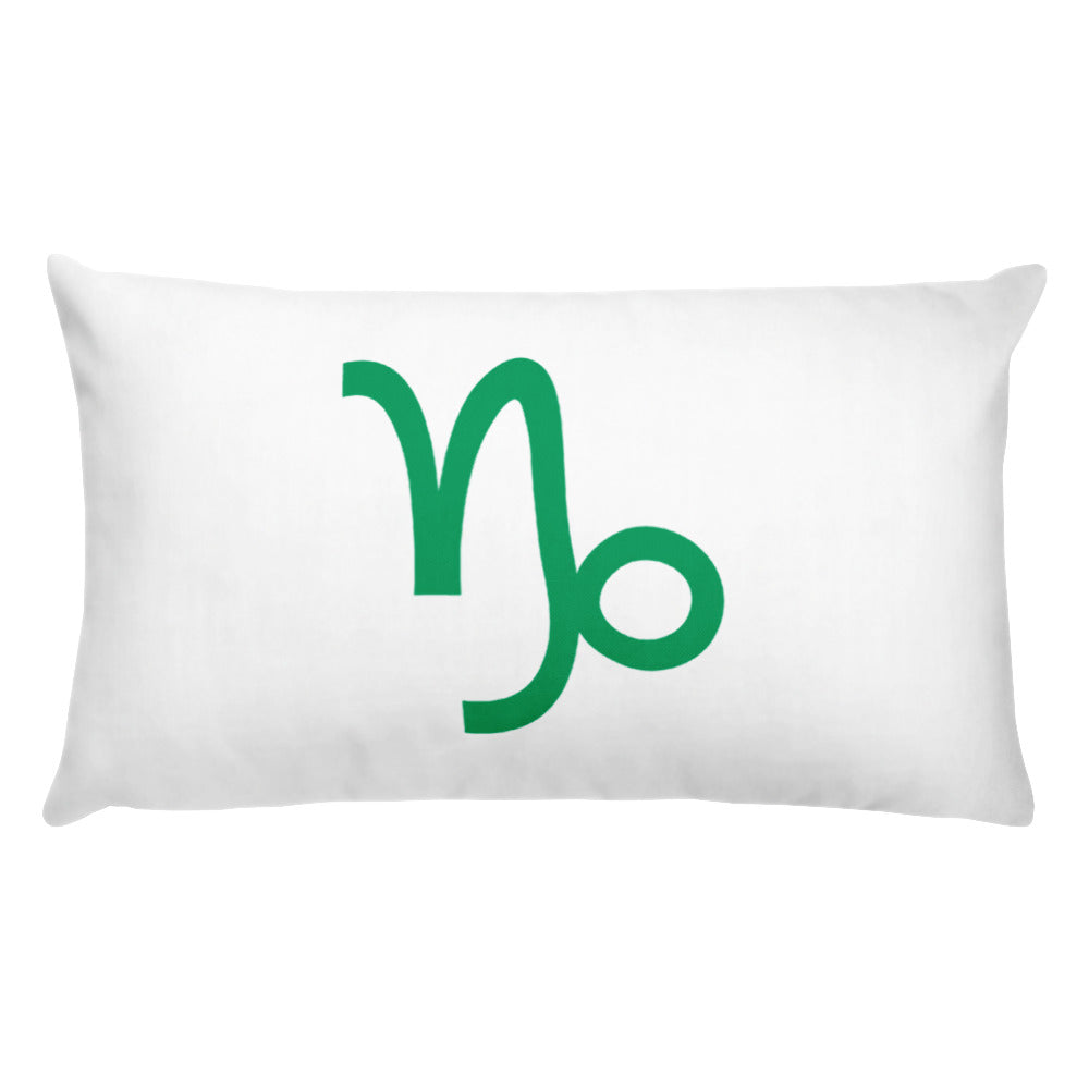 Capricorn Graphic Pillow Design - Certified227