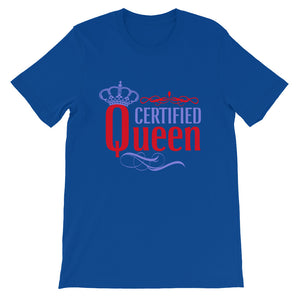 Certified Queen T-Shirt Design - Certified227