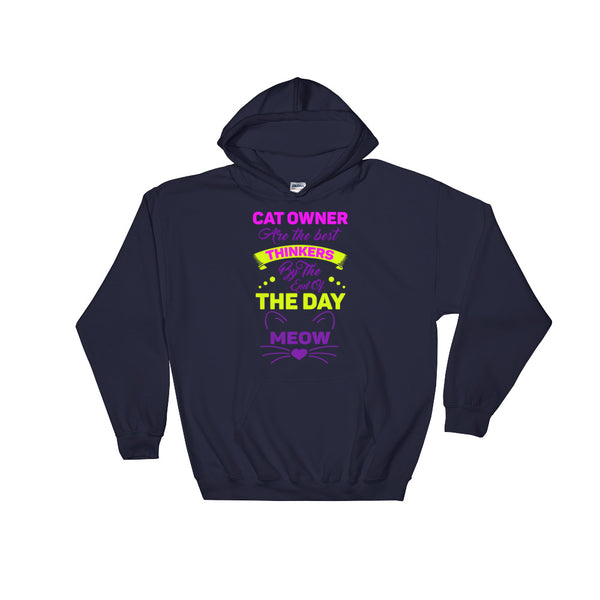 Cat Owner Hoodie Sweatshirt Design - Certified227