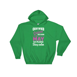 Certified Queen May Hoodie Sweatshirt - Certified227